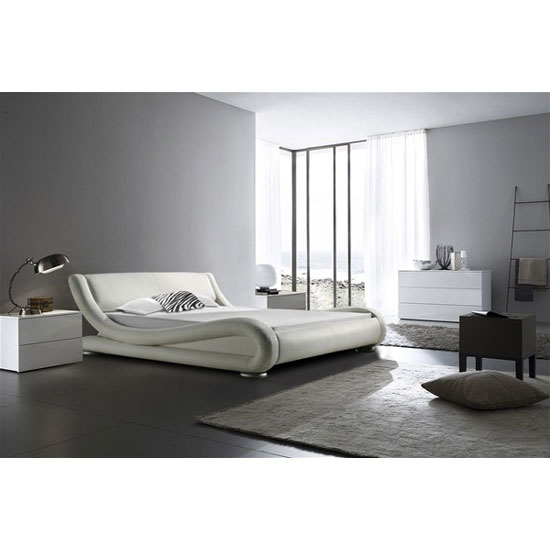 Buy cheap Italian leather bed compare Beds prices for