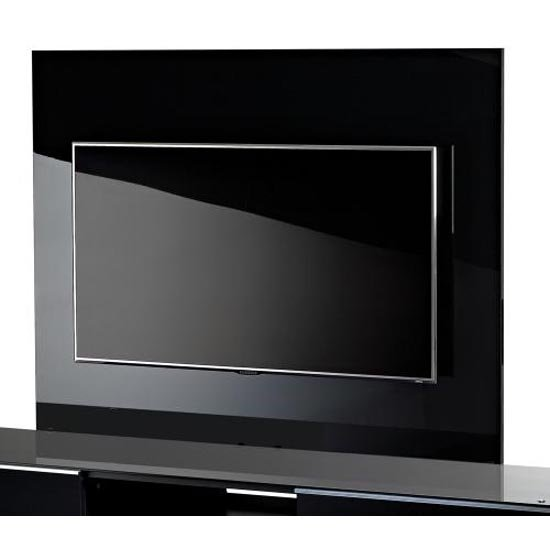 Black Tv Background Plate Vts 0550 18592 Furniture In