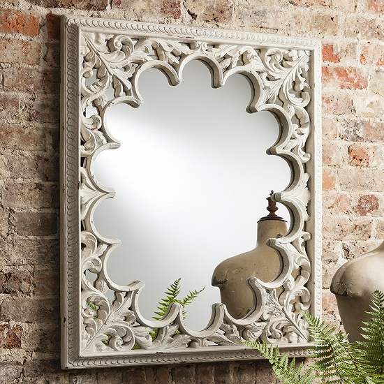 Gallery Erzo Wall Mirror - Wall Mirrors For Lounge: 7 Ideas To Give The Room A Memorable Look