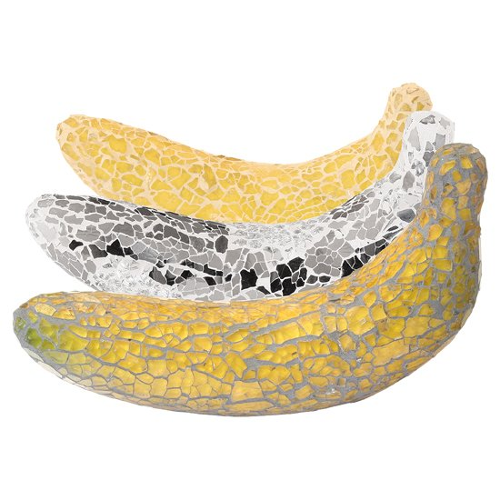 Read more about Glass mosaic banana