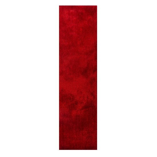 Grande Vista Red Runner Rug