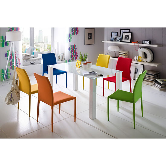 Funky furniture for small spaces suggestions to start with for Funky dining room furniture