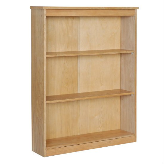 Hamilton Low Wide Bookcase