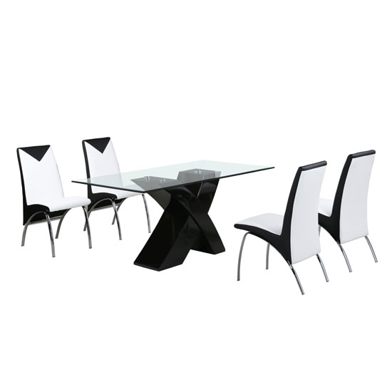 White Leather Dining Chairs Price Comparison Results