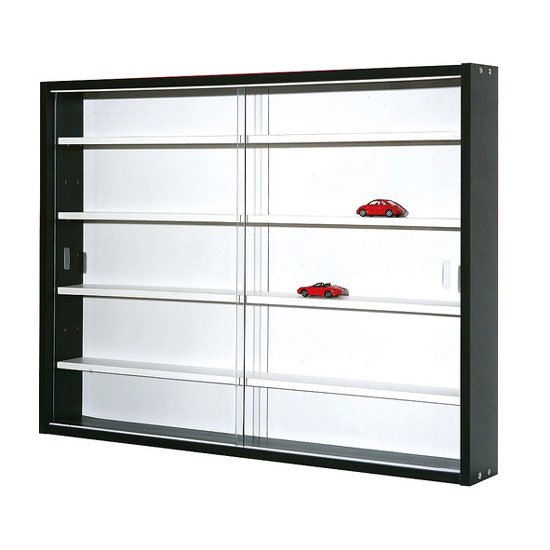 Display cabinets free uk delivery furniture in fashion - Vitrine en verre ikea ...