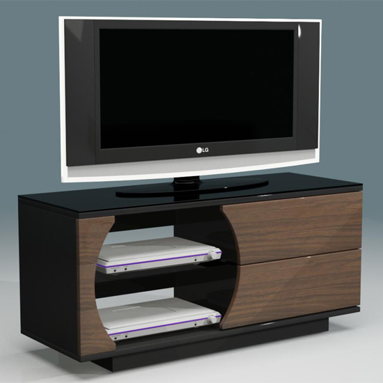JF019W - Smarten Up Your Home with Glass TV Stands