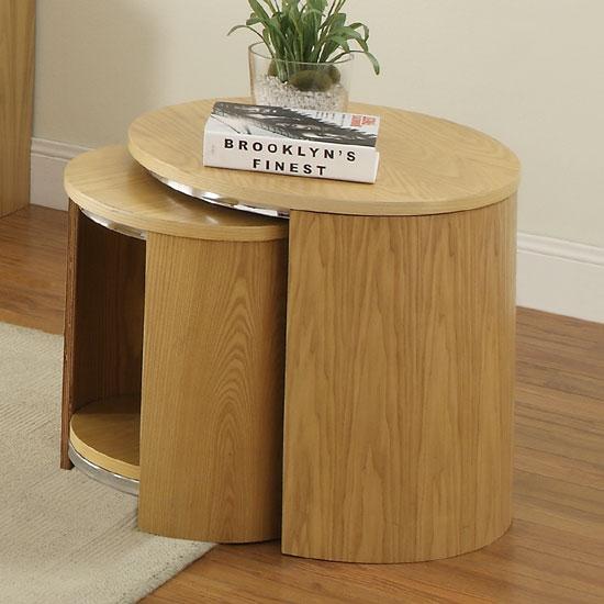 nest of tables furniture in fashion. Black Bedroom Furniture Sets. Home Design Ideas