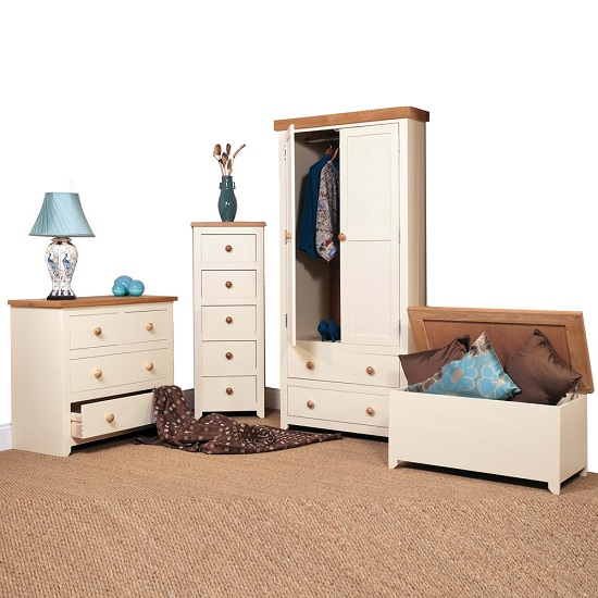Jameson Blanket Box In Cream And Oak With Storage_3