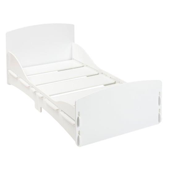 Junior Bed in White