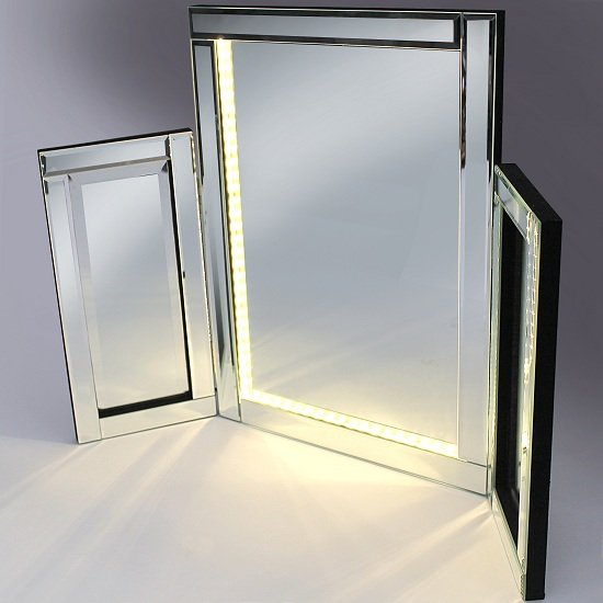 bedroom mirror with lights vanity mirror with led lights buy modern 14352
