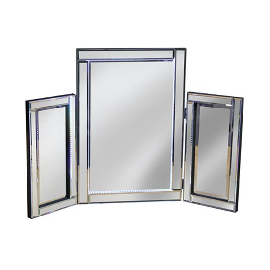 Buy cheap illuminated mirror compare bathrooms prices for Cheap dressing table with mirror