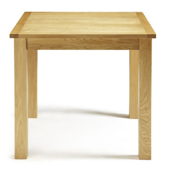 Darcey Dining Table Square In Solid Oak_2