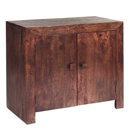Mango wood door sideboard furniture in fashion