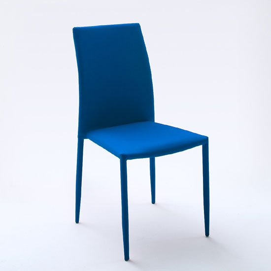 MILS30 BLUE - Brighten Up Your Dining Room With Different Colour Dining Chairs