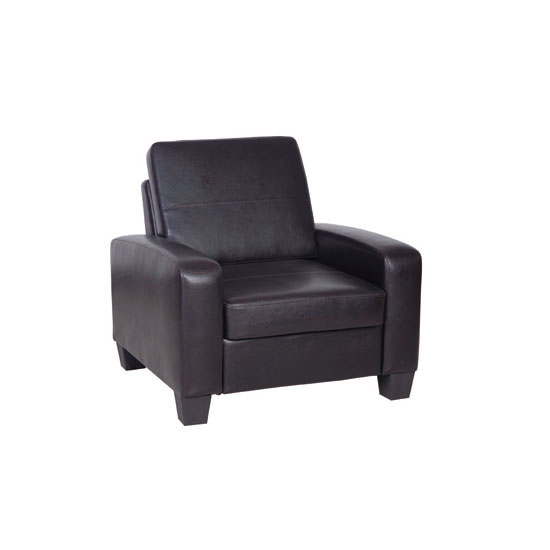 Milano Chair Black Faux Leather ML101BK 6429 Furniture IN : ML101BK lr from www.furnitureinfashion.net size 550 x 550 jpeg 12kB