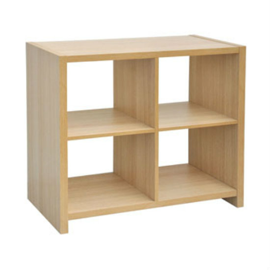 Madison 4 cube storage unit md104ok for 4 unit