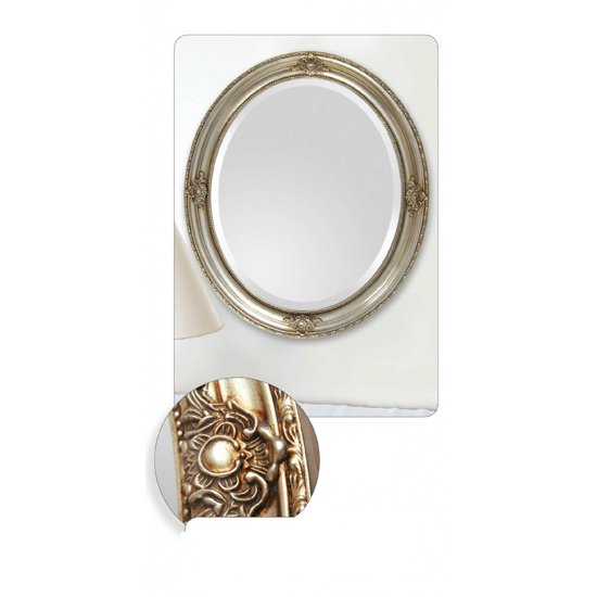 Oval Antique Mirror Shop For Cheap House Accessories And