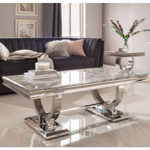 marble & stone coffee tables UK