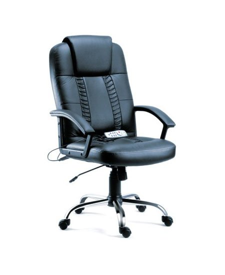 Massage Leather Executive Chair