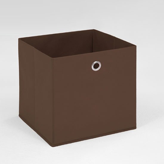 Mega3 Brown Foldable Storage Box