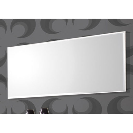 Read more about Michaela white wall mirror