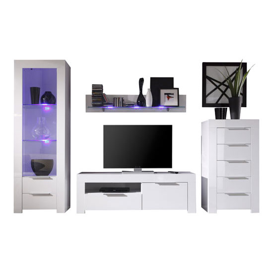 mikado living room set in white high gloss buy living room furniture sets furniture in fashion