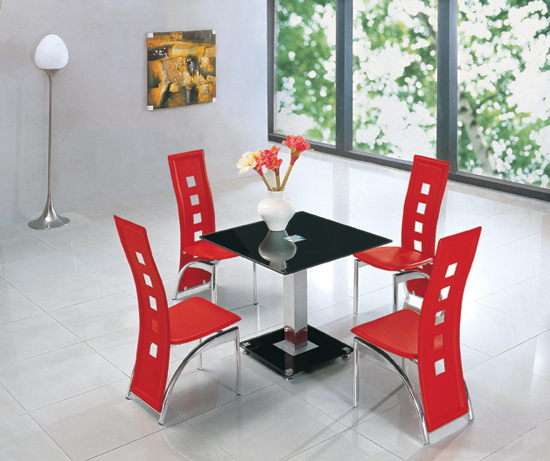 Mini Square Table blk G 525 - How To Pick Large Square Dining Tables
