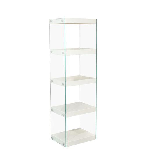 Moda Shelving Large White - Media Storage Unit In White 5 Biggest Advantages