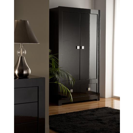 Modena 2 Door Wardrobe MOD01 - Finding the best modern bedroom furniture stuff