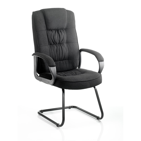 Moore Fabric Cantilever Office Chair