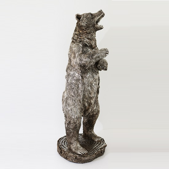 Standing Bear Sculpture_1