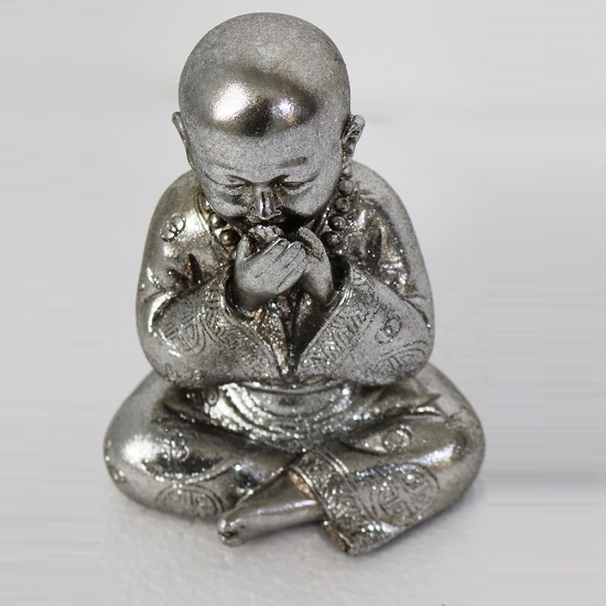 Speak No Evil - Monk Small Size Sculpture