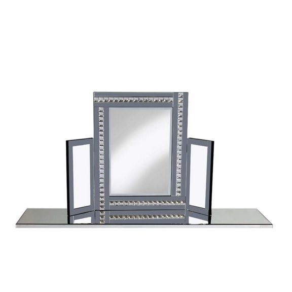 Buy cheap mirror dressing table compare furniture prices for Cheap dressing table with mirror