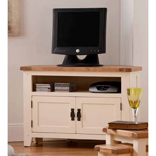 Panama Corner TV Unit PAN15 - 5 Tips On Choosing A TV Stand For Exercise Room