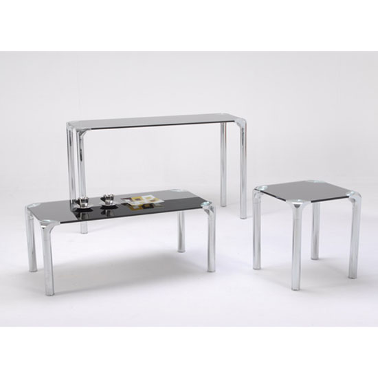 Types Of Console Tables With Stools Underneath For 5 Different Interiors