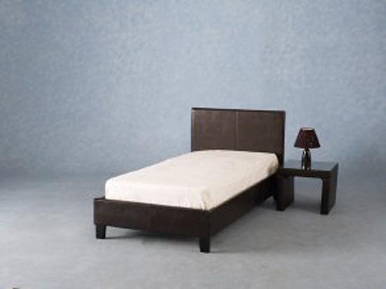 Prado 3ft Expresso Brown Single Bed