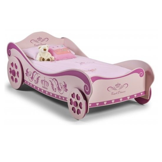 Read more about Sophia princess charlotte single bed in pink