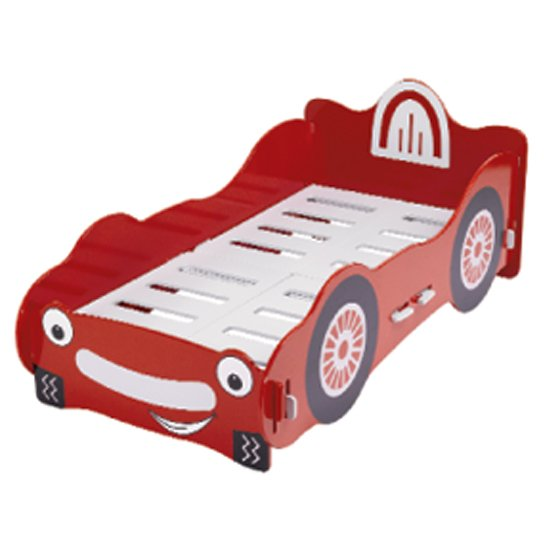 Racing Car Junior Bed RCJB - Car Bed: How To Make Tips
