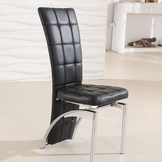 Ravenna Chair BLACK - 10 Classic Dining Chairs