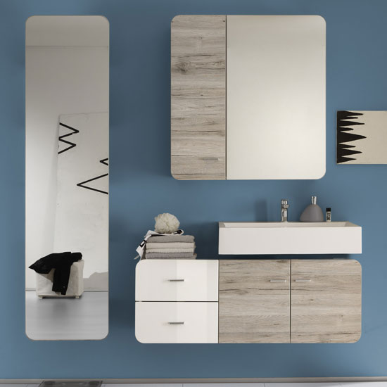 Retro Bad 1490 905 87 - 5 Major Bathroom Furniture Solutions UK Stores Can Offer