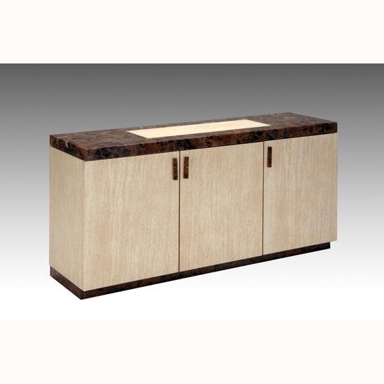 Retro 3 Door Marble Sideboard 11075 Furniture in Fashion : Retro3DoorSidboard from www.furnitureinfashion.net size 550 x 550 jpeg 28kB