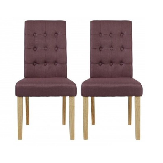 Roma Chair Plum LPD - What Colour Dining Chairs Should I Choose For My Clear Glass Dining Table? 5 Сreative Suggestions