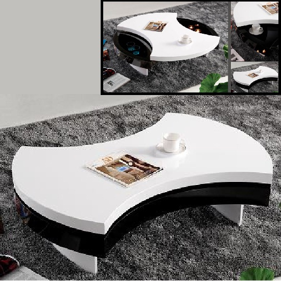 STM 490 MB12 - How To Make A Coffee Table That Converts To Dining Table Work In Your Room