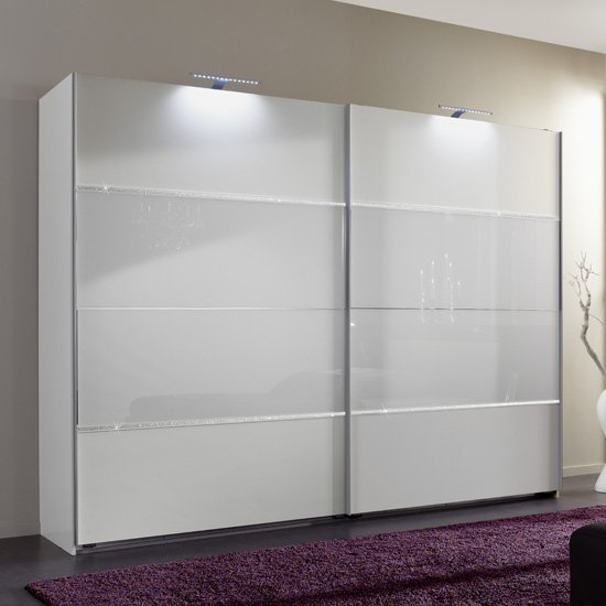 Satellite 742860 - Contemporary Fitted Wardrobes For Large Bedrooms