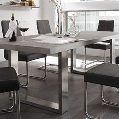 8 Seater Marble Dining Table Set