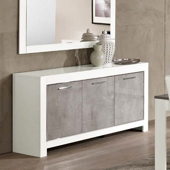 Check out sideboard furniture to find a stylish storage solution for living room, dining & hallway. Perfect glass, white high gloss & wooden finishes.