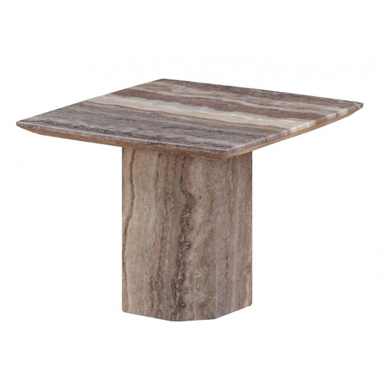 Marble Effect Coffee Table Uk: Mykonos Dining Table White Marble Effect