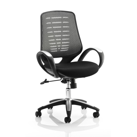 Sprint Airmesh Office Chair BLK