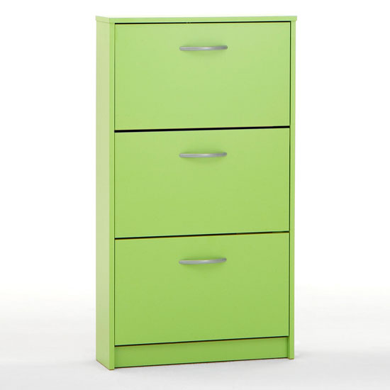 Step 3 Green shoe storage solution - Online Furniture For Sales Is the Best Option For You