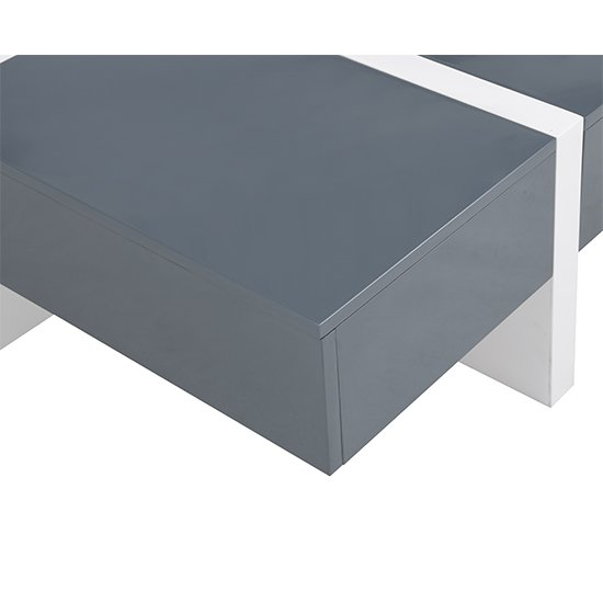 Storm Storage Coffee Table In Grey And White High Gloss_10